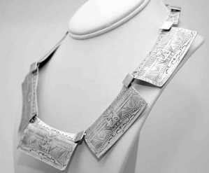 zamak necklace