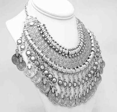 Wholesale Bohemian necklace.