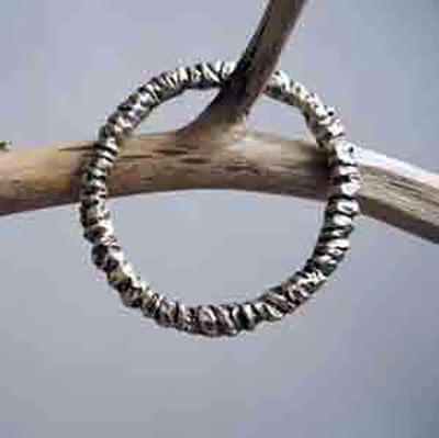 Big bangle bracelet