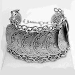 Trend coin bracelet
