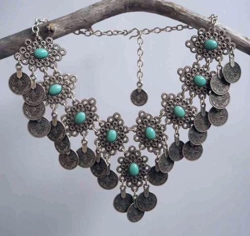 Turquosie necklace