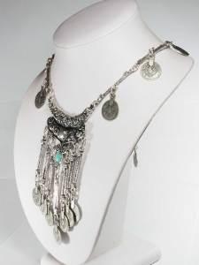 Turkish turquoise encklace