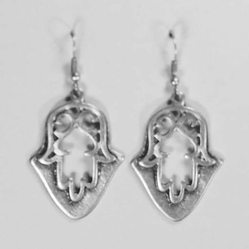 Wholesale hand earrings