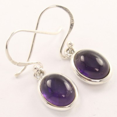 wholesale amethyst earrings.
