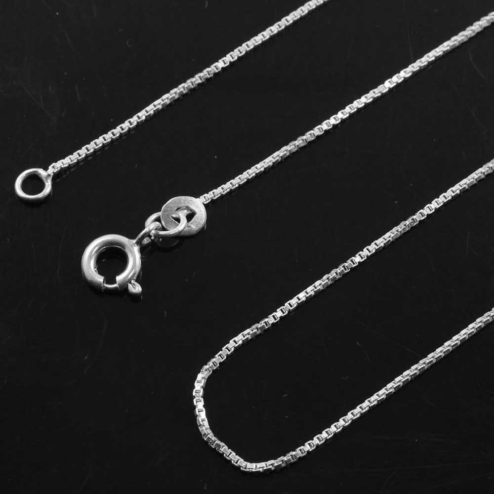 45cm 925 Silver Chain NK002