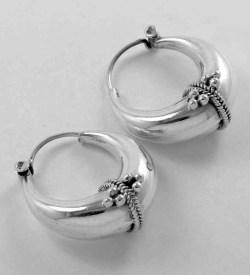 925 Solid Silver Earrings