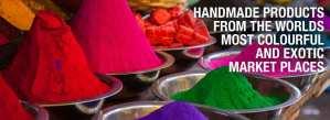 Handmade products Header