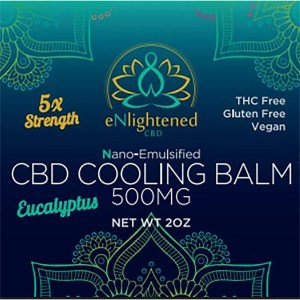 eNlightened Nano CBD Cooling Balm