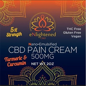 eNlightened Nano CBD Pain Cream
