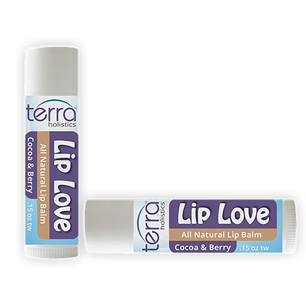 Terra Holistics Lip Balm Berry