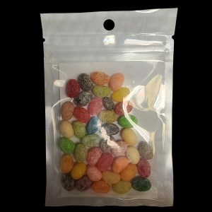 Juicy Drops Jelly Beans Regular 40 pack Back