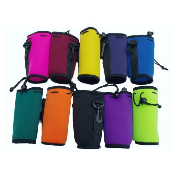 blank water bottle koozie variety pack