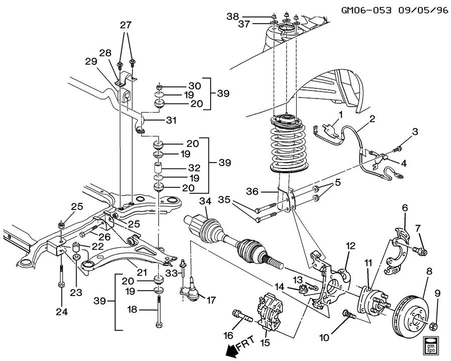 2000 Buick Century Parts Diagram • Wiring Diagram For Free