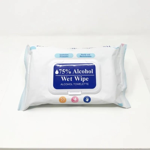 Bulk Sterilizing Wipes