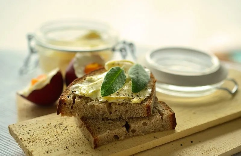 CBD butter spread
