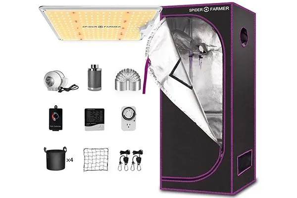 grow tent kit definition