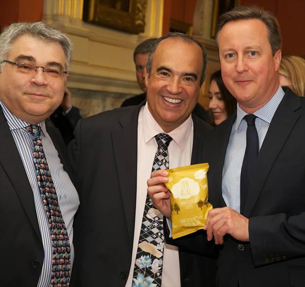 Ten Acre and David Cameron