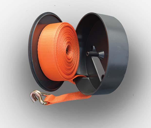 Ratchet-strap-winder