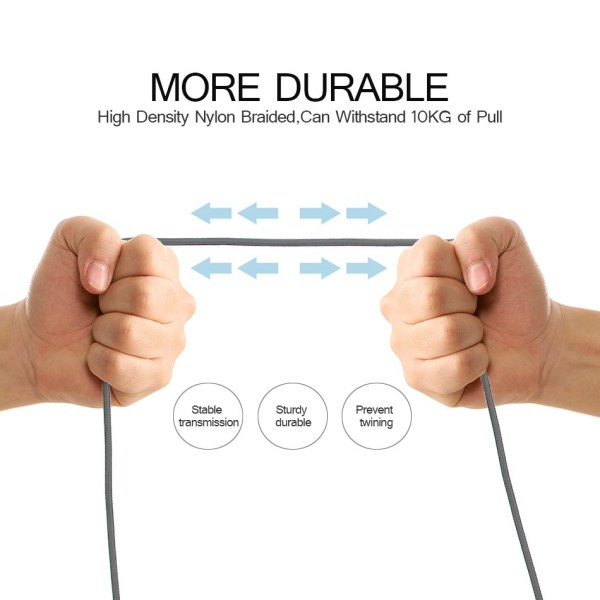 3 meter micro cable USB Fast Charging Cable - Wholesale Products Pro