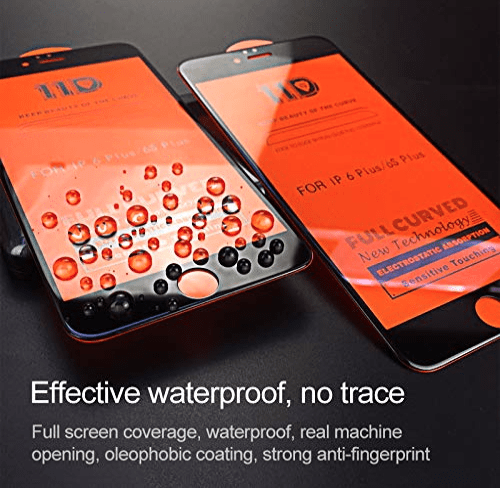0.2mm 11d Tempered Glass For iPhone 6 | 6S