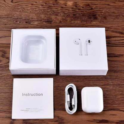 TWS airpod (i80) - Wireless Headphones Touch Control Headset Mini Earbuds - Wholesale Products Pro
