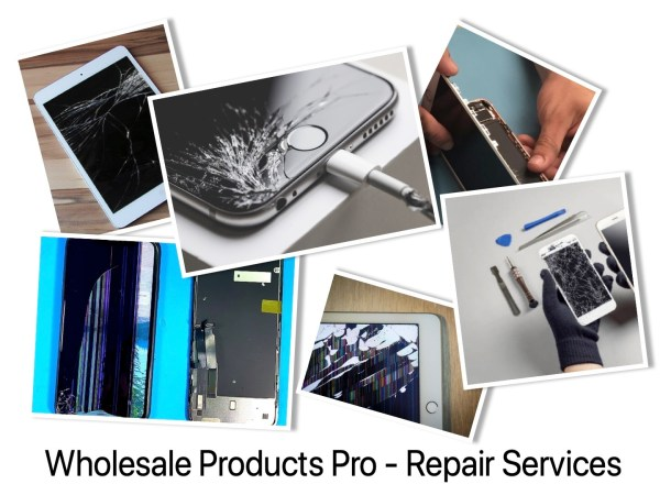 Cracked Iphone Screen Replacement - Wholesale Products Pro