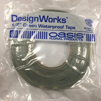 green waterproof tape