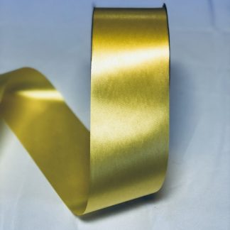 Daffodil Waterproof Satin Ribbon