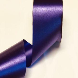 Purple Waterproof Satin Ribbon