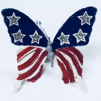 Fourth of July Butterfly Small