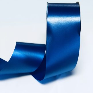 Royal Blue Waterproof Satin Ribbon
