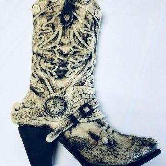 Cowboy Boot Form