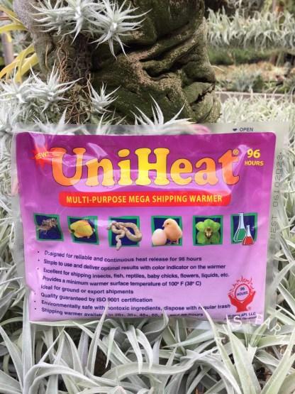 96 hrs Uni heat warmer