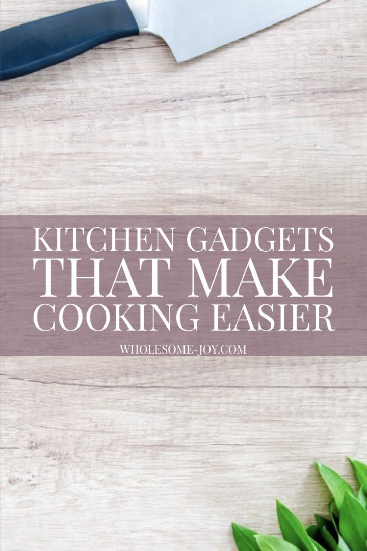 """The """"Must Have"""" Kitchen Gadgets to Keep You Cooking"""