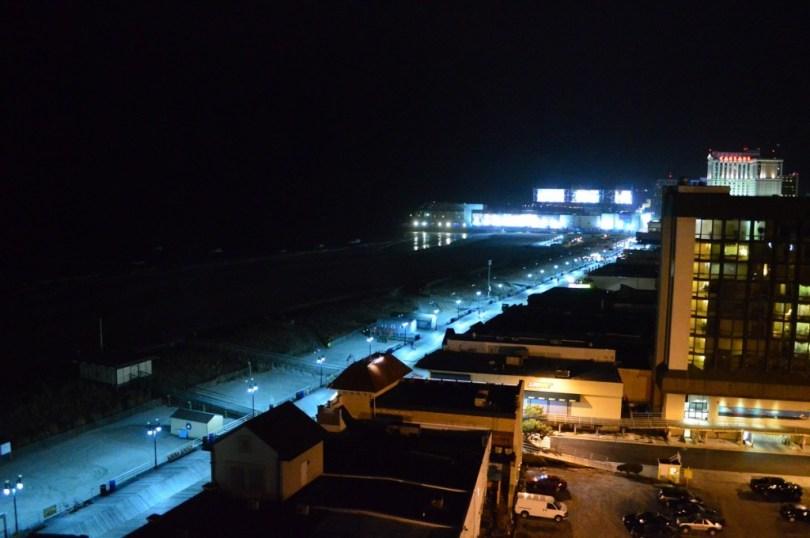 Atlantic City Night