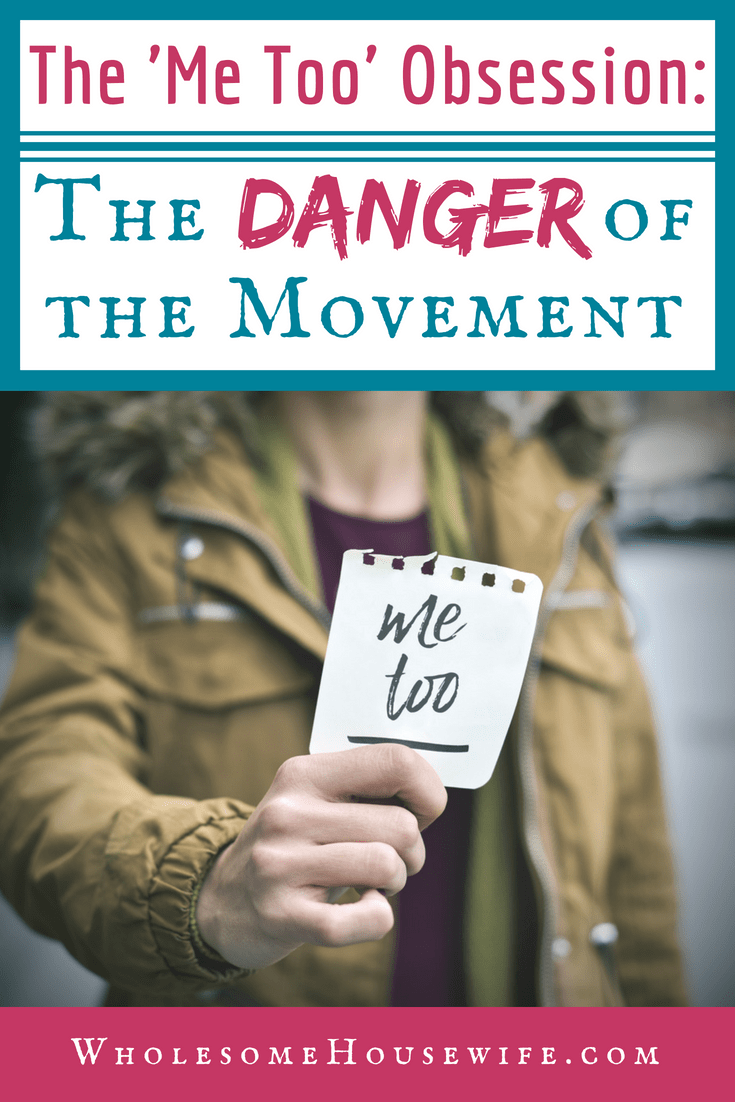 The 'Me Too' Obsession_ The Danger of the Movement