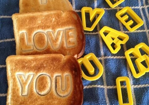 Messages in Toast