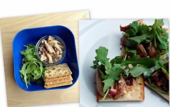 Jubilee Leftover Lunch