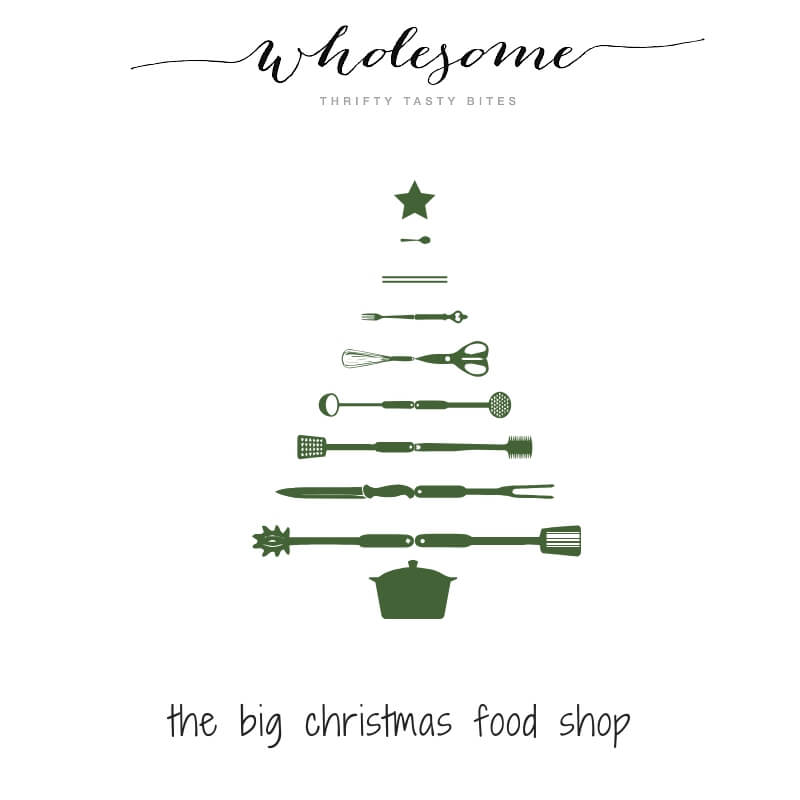 The Big Christmas Food Shop