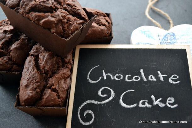 Chocolate Cake - Wholesome Ireland