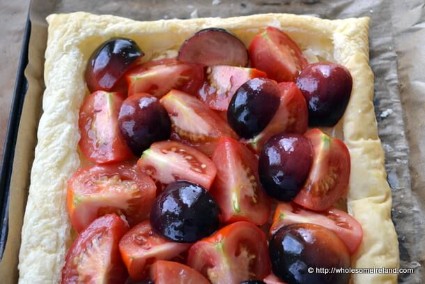 Irish Tomato Tart