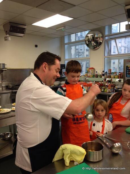 Ben's Beginners - Wholesome Ireland - Food & Parenting Blog