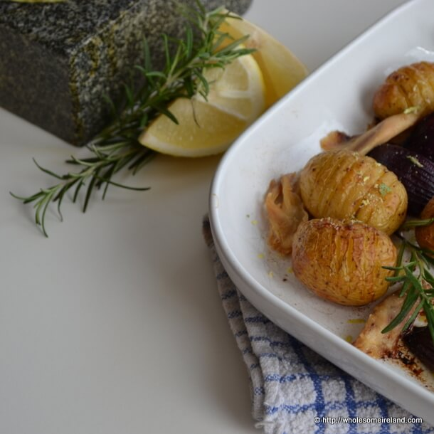 Flavoured Salt - Wholesome Ireland - Food & Parenting Blog
