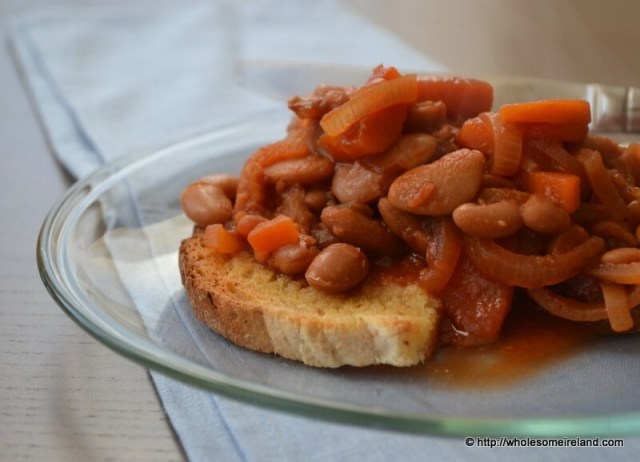 Slow Cooker Beans - Wholesome Ireland - Food & Parenting