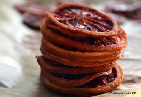 Orange Crisps from Wholesome Ireland - Irish Food & Parenting Blog