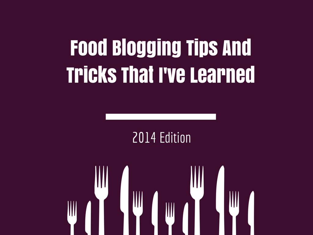 Food Blogging