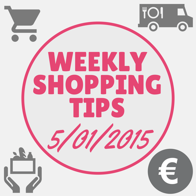 Wholesome Ireland Weekly Shopping Tips 5 January 2015
