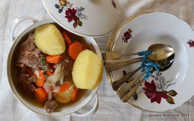Irish Stew - Caitriona Redmond - Wholesome Ireland