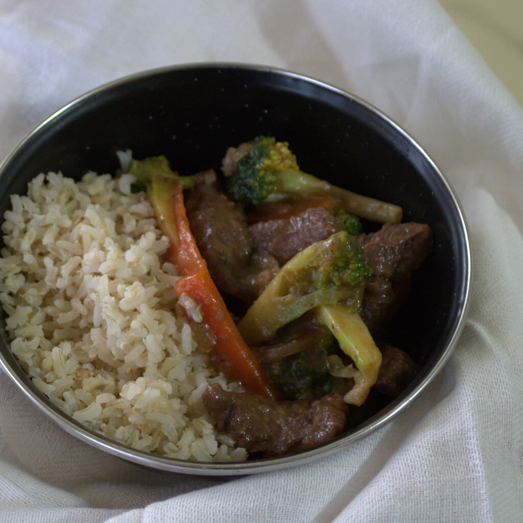 Coconut Beef Recipe