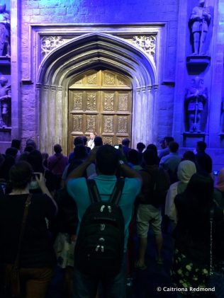 Opening The Door To Hogwarts